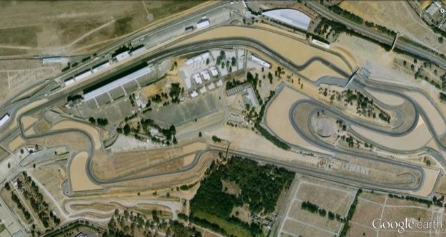 Le Mans Circuit