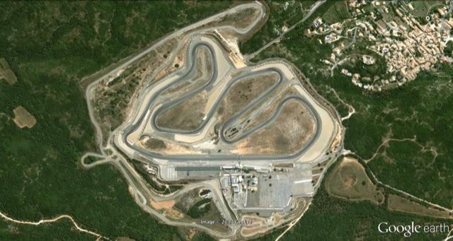 Ledenon Circuit