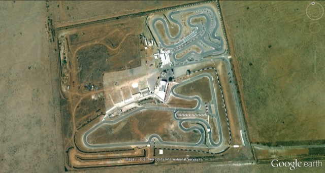 Circuit Mistral