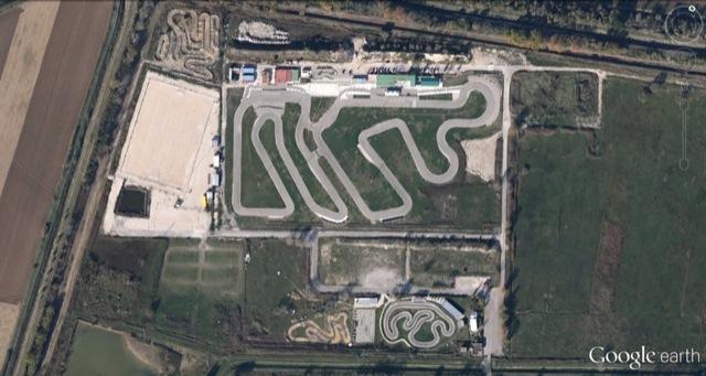Monteux Kart Track