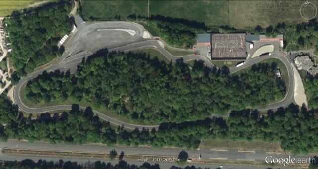Montlhery Circuit