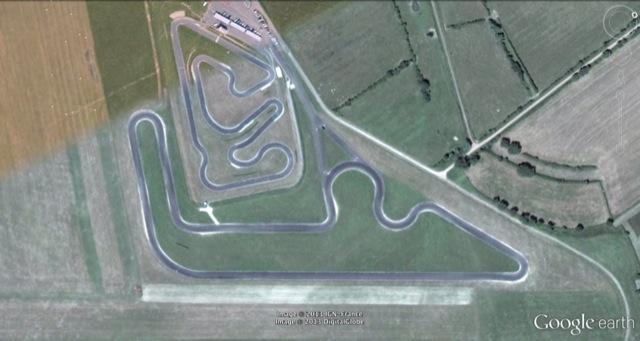 Pouilly-En-Auxois Circuit