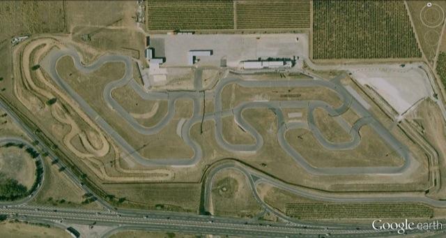 Roussillon Circuit