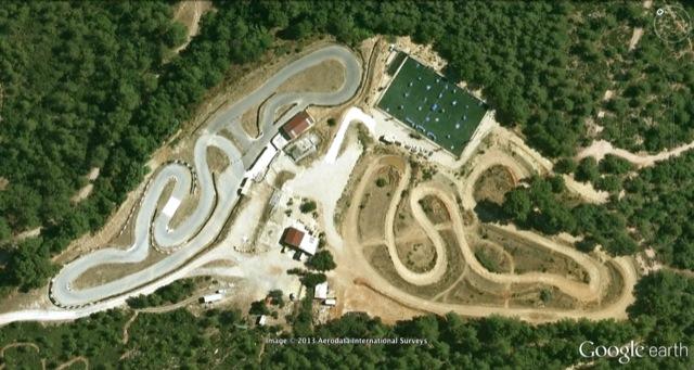 Starter Park Kart Track