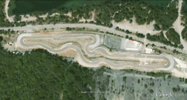 Trois Lacs Kart Track
