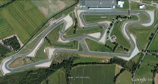 Val De Vienne Circuit