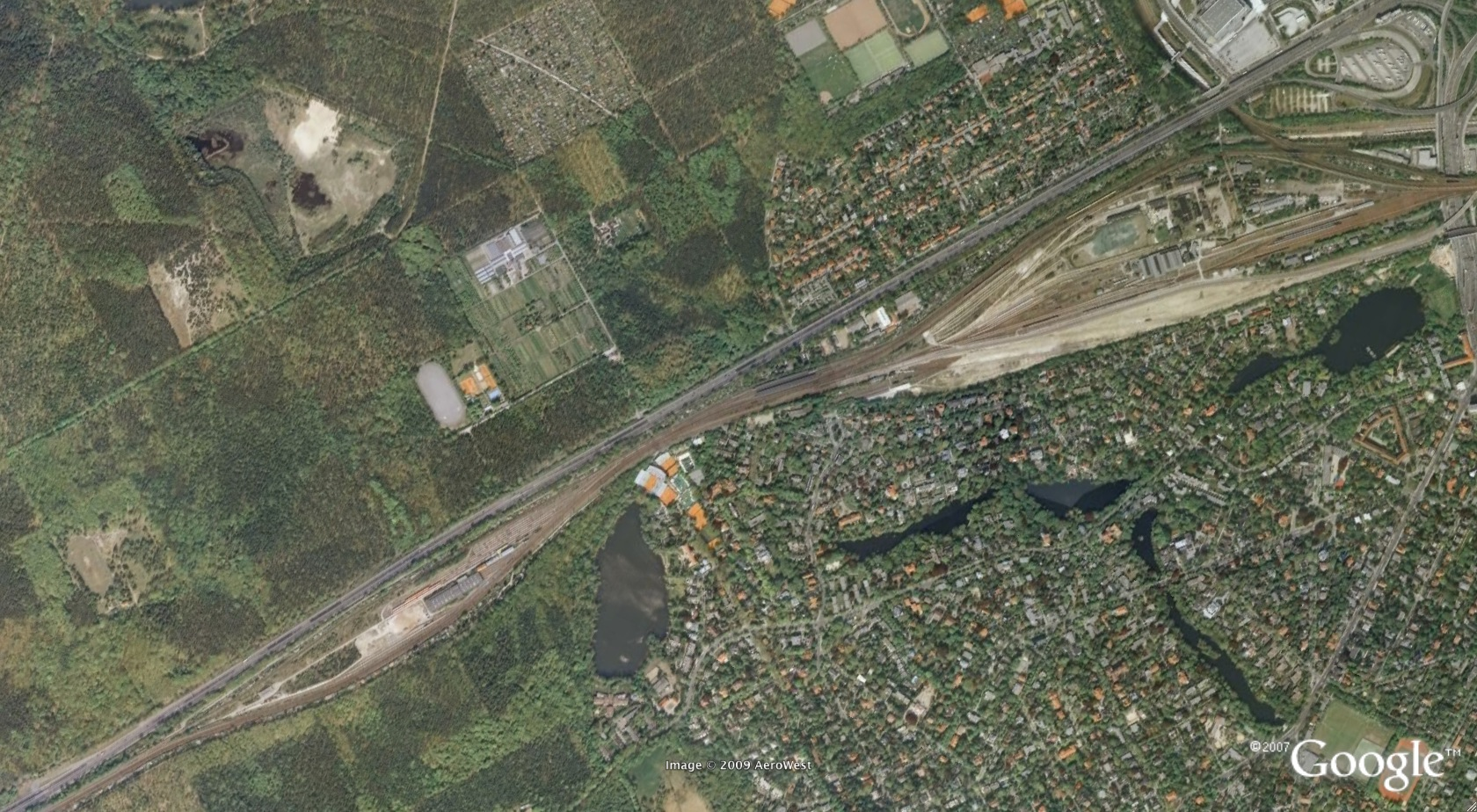 Automobil-Verkehrs & Ubungs-Strasse