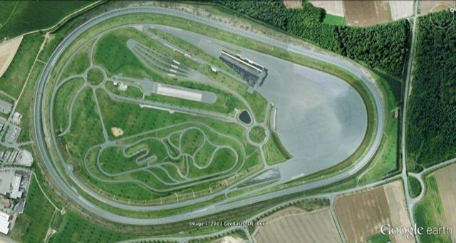 Boxberg (Porsche) Test Facility