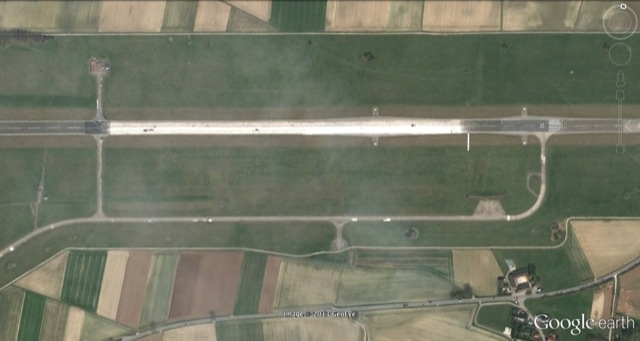 Erding Flugplatzrennen Circuit