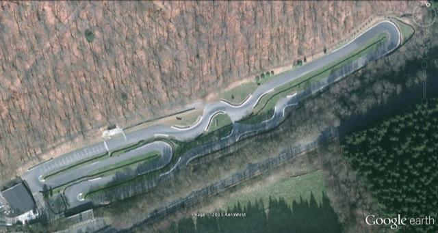 Hagen Beule Kart Track