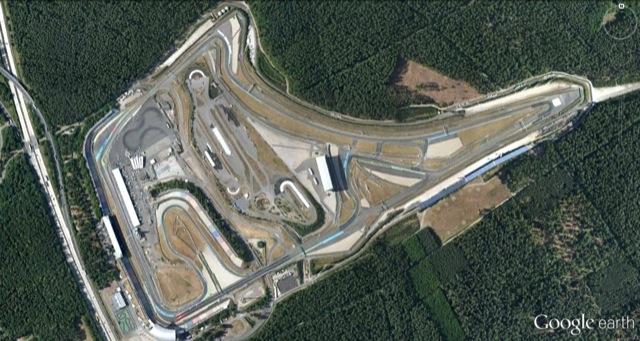 Hockenheimring Circuit
