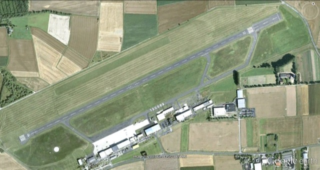 Kassel Calden Flughafenrennen Circuit