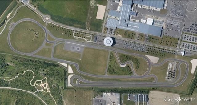 Leipzig (Porsche) Test Facility
