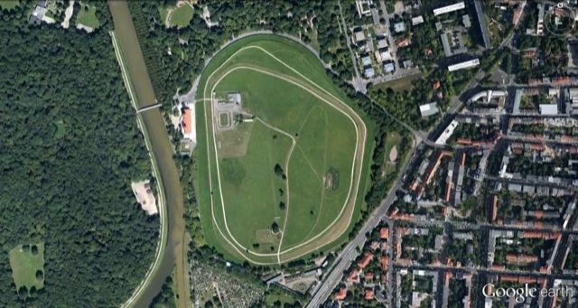 Leipziger Stadtparkrennen Circuit
