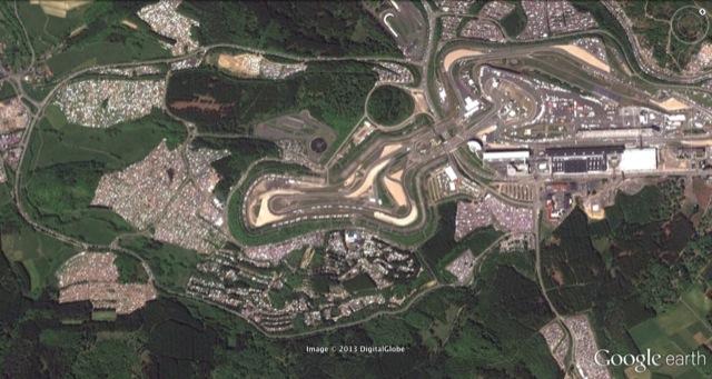 Nurburgring Sudschleife