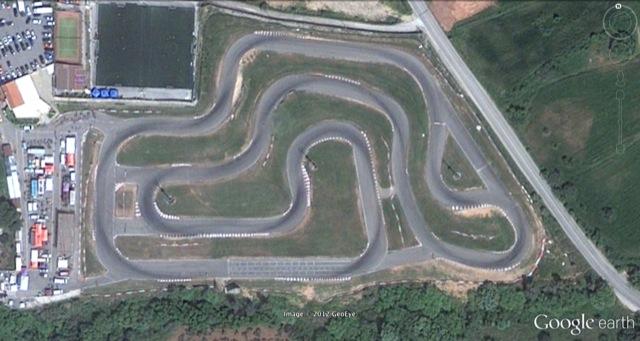 Kartodromo Afidnes