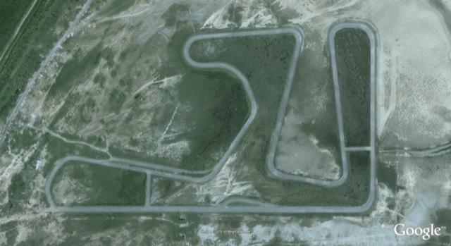 Aiginio Circuit