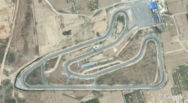 Megara Circuit