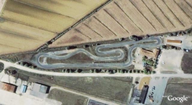 Ampugnano Kart Track