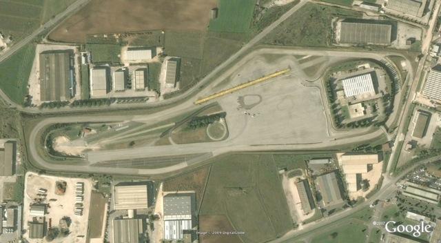 Anagni Crash Test Centre