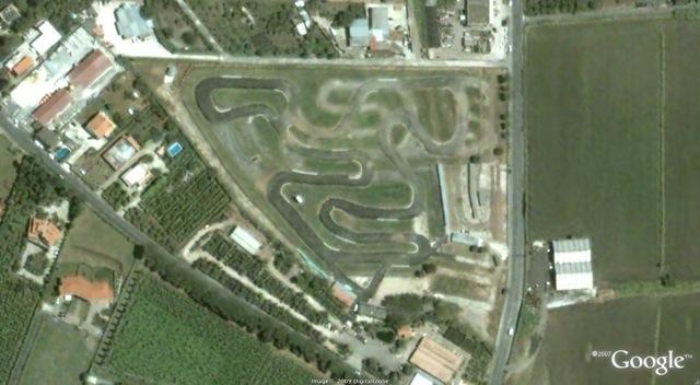 Ariccia Kart Track