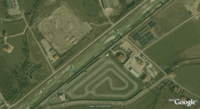 Atina Kart Track