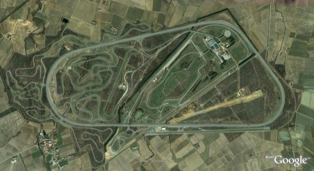 Balocco (Alfa Romeo) Test Facility