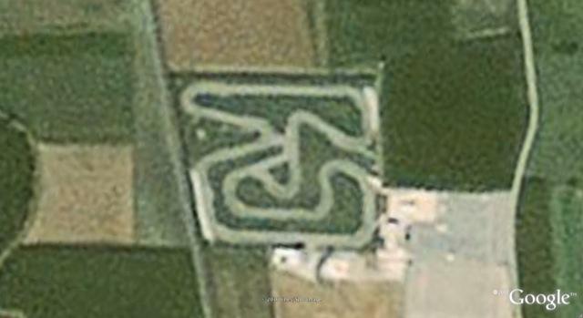 Busca Kart Planet Track
