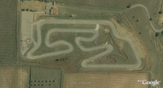 Camitrici Kart Track