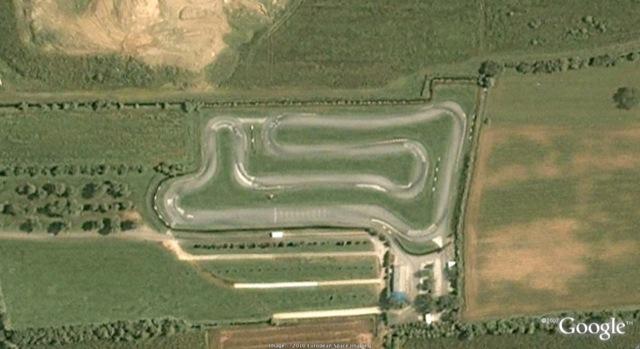 Caselle Kart Track