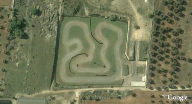 Cesareo Kart Track