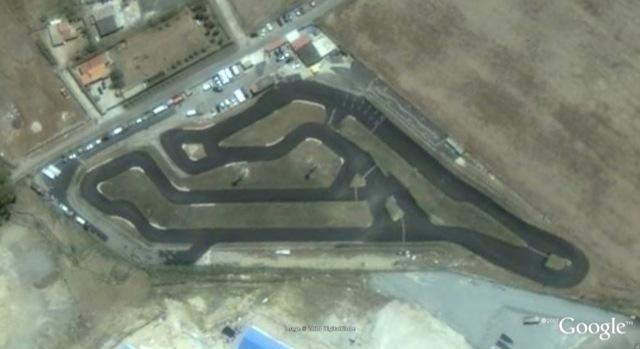 Civitavecchia Kart Track