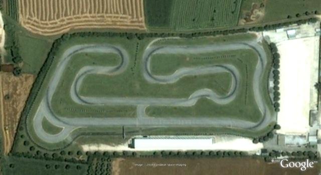 Corridonia Cogis Kart Track