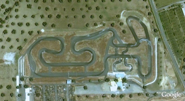 Crucoli Kart Track