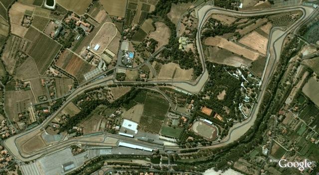 Imola Circuit