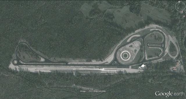Vizzola Ticino Circuit