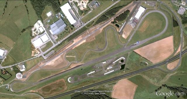 Colmar-Berg Circuit