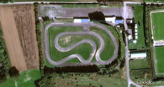 Mondercange Kart Track