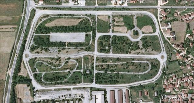 Kicevo Circuit