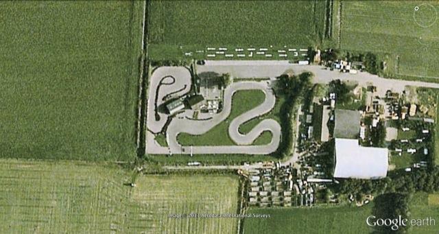 Texel Kart Track