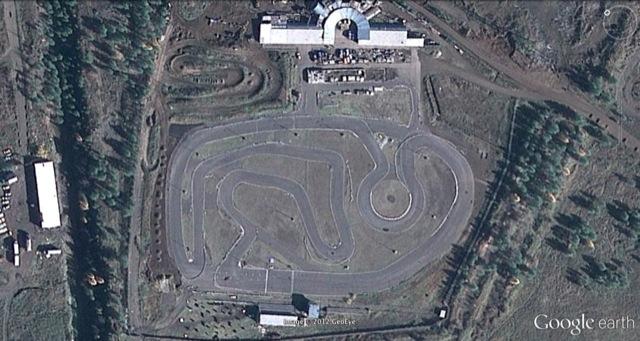 Kartodromo Angara