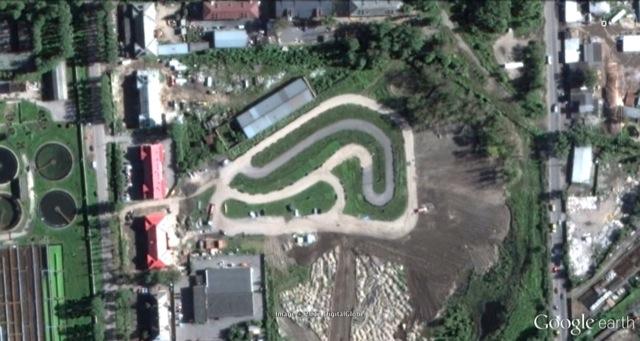 Izhorets Kart Track
