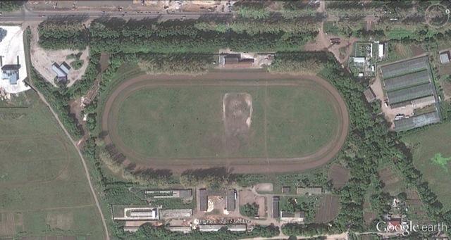 Kursk Ice Track