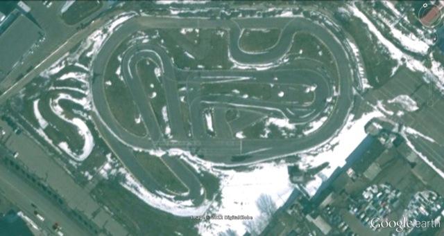 Kursk Kart Track