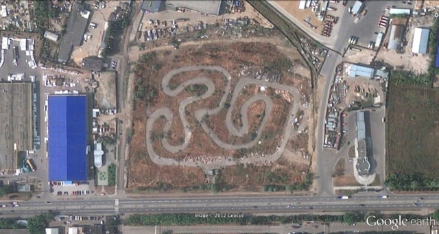Mytishchi Kart Track