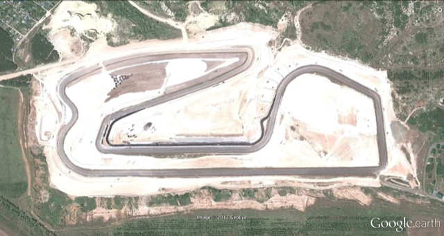Vysokaya Gora Circuit