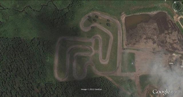 Zelenograd Kart Track