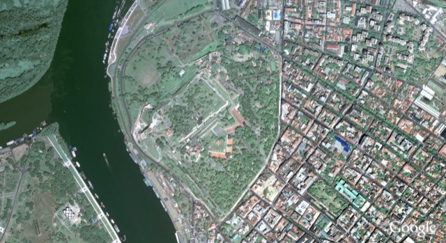 Beograd Kalemegdan Circuit
