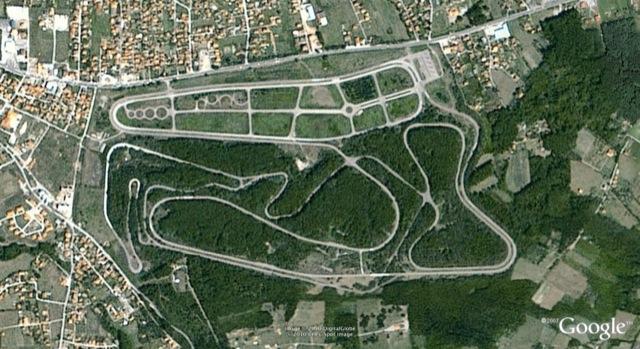 Beranovac Circuit