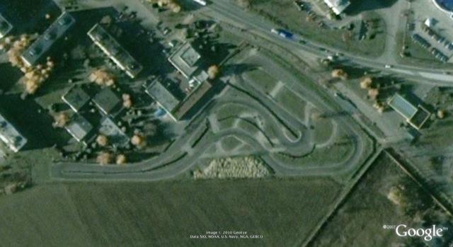Dubnica Kart Track